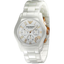 Relógio Emporio Armani Ar1416 - Caixa Manual Certificado