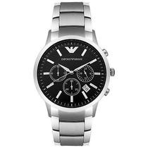 Relógio Emporio Armani Ar2434 Preto Frete Grátis