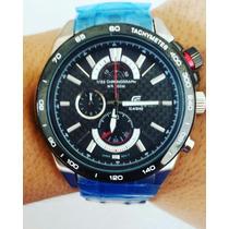 Relógio Casio Edifice Efr 520 Sp 1a