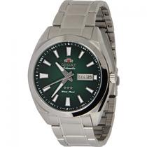 Relógio Orient Automático 469ss045 Verde - Garantia E Nf