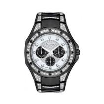 Relógio Feminino Bulova 98c102 Original