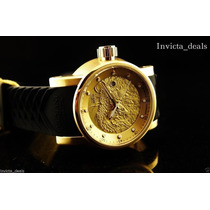 Invicta S1 Yakuza Dragon 24j Automatic 18kgold Sedex Gratis