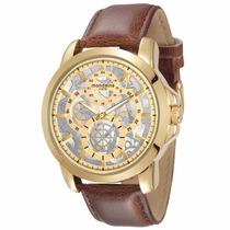 Relógio Mondaine Masculino Grande Pul. Couro 76424gpmvdh2 G