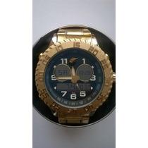 Relógio Orlando Importado Em Aço Barato Masculino