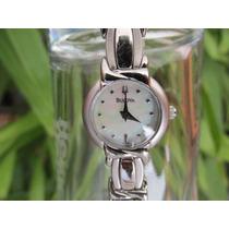 Relógio Bulova 96l90 Original Dial Perolizado