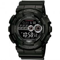 Relógio Casio Gd-100-1bdr G-shock Militar Sport - Refinado