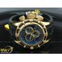 Invicta Bolt Sport 15785 Banh A Ouro 18k 50mm Swiss