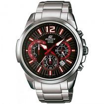 Relógio Casio Efr-535d-1a4vdf Edifice Cronógrafo - Refinado