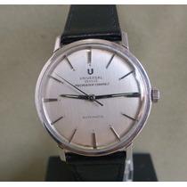 Relógio Universal Geneve Polerouter Compact Automatic Super