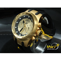 Invicta Original S1 Specialty 1511 Banh Ouro 18k Collection