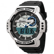 Relógio Xgames Xmppa108 Bxpx Masculino Anadigi - Refinado