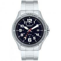 Relógio Orient Mbss1170 D2sx Masculino Prata - Refinado