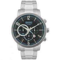 Relógio Orient Mbssc120 P2sx Masculino Cronógrafo - Refinado