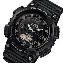 Relógio Casio Aq-s810w Novo Tough Solar Iluminator Aw-s810