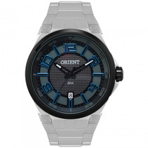 Relógio Orient Mbss1205 Pasx Sport Masculino Prata- Refinado