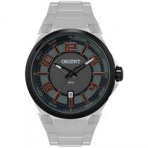 Relógio Orient Mbss1205 Posx Sport Masculino Prata- Refinado