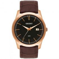 Relógio Orient Mrsc1003 G1mx Masculino Dourado - Refinado