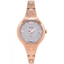 Relógio Orient Frss0005 G2rx Feminino Dourado - Refinado