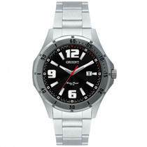 Relógio Orient Mbss1172 P2sx Masculino Prata - Refinado