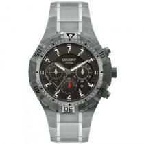 Relógio Orient Mbttc005 G1gx Masculino Titânio - Refinado