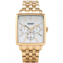 Relógio Orient Lgssm003 B1kx Masculino Dourado - Refinado