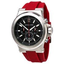 Relógio Michael Kors Mk8169 Vermelho Original Frete Grátis