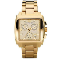 Relógio Michael Kors Mk5330 Dourado Original Frete Grátis