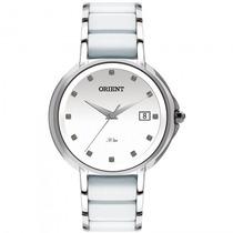 Relógio Orient Ftss1051 B1bs Feminino Cerâmica - Refinado