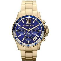 Relógio Michael Kors Mk5754 Gold 100% Original, Com Garantia