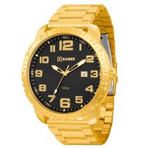 Relógio X Games Xmgs1001 50mm Aço - Garantia 1 Ano
