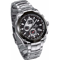 Relógio Casio Edifice Ef-524sp-1av Cronógrafo