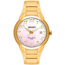 Relógio Orient Fgss1046 B2kx Feminino Dourado - Refinado