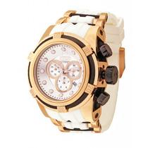 Relógio Invicta 14409 Bolt Chronograph White 12 X Sem Juros