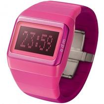 Relógio Odm O.sdd99b-10 Pxrw Digital Feminino Rosa- Refinado