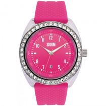 Relógio Storm S.popcrys/a R2rx Feminino Rosa - Refinado