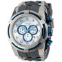 Relógio Invicta 14410 Bolt Chronograph Silver 12 X Sem Juros