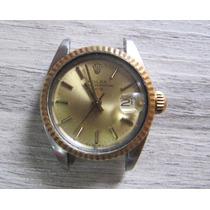 Relógio Rolex Ouro E Aço Automático
