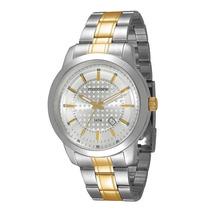 Relógio Mondaine Análogo Social Pulseira Aço 78445gpmbba4