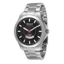 Relógio Seculus Long Life - 2 Anos Garantia - 28349gosvna1