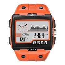 Relógio Timex Expetidion Ws4 T49761 Altím Barôm Bússola Nfe