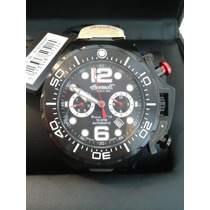 Relógio Ingersoll Modelo Bison 34 50mm X 8mm - Unico No Ml