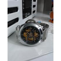 Relógio Luxo Goer - Frete Grátis
