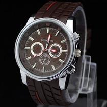 Relógio Masculino Sport Racing Geneva