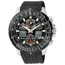 Relógio Citizen Skyhawk Jy0001-00e Jy0001 Eco Drive