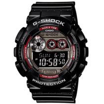 Relógio Casio G-shock Gd 120ts 1dr Alarmes Wr200m Nf-e