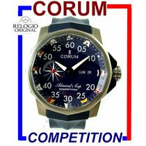 Corum Admiral´s Cup Competition Titânio Automático Imponente