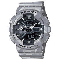 Relógio Casio Masculino G-shock Ga-110cm-8adr Camuflado