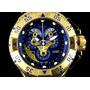 Relógio Invicta Excursion Hybrid Plaque Ouro Chrono 18588