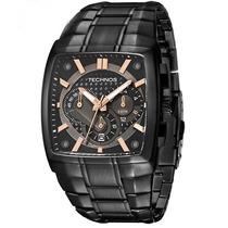 Relógio Technos Os20ii/1p Sports 45mm Preto