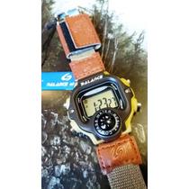 Relógio Balance Bussola Adventure - Novo E Diferente